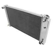 1963 64 65 66 67 68 69 70 71 72 73 Pontiac GTO Champion 4 Row Core Aluminum Radiator