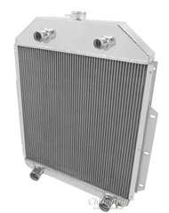 1942-1952 Ford Truck with Flathead Config 2 Row Core Aluminum Radiator
