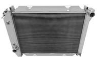 1969 1970 1971 1972 FORD LTD 4 Row All Aluminum Radiator