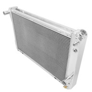 1982-1992 Chevy Camaro Champion 2 Row Core with 1 Inch Tubes All Aluminum Radiator