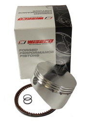 "17-2815XC 2.815"" 3 Ring Wisco Piston W/Rings and Clips No Pin"