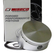 """17-3500 Wiseco Piston Unchromed 3.500"""" w/Rings,No Pin"""