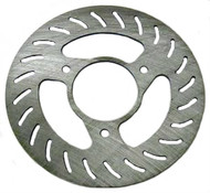 "3151 Brake Rotor 6"" Steel Mini-Lite 1/8"""