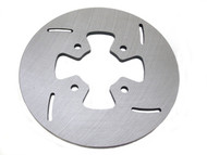"3152 Brake Rotor, 7 1/4"" X 1/4"" Thick Steel"