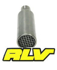 RLV-4106 Muffler, Open Modified  1 5/16""