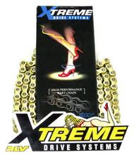 RLV-0845 X-treme Gold/Gold #35 Kart Chain 106L