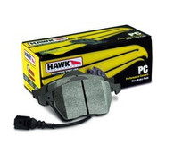 HAWK CERAMIC Performance Street' Brake Pads 2004 FRONT