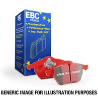 2004-06 EBC Redstuff Brake Pad Sets-REAR