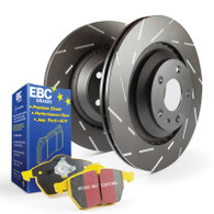 Stage 9 Kits Yellowstuff and USR Rotors-FRONT 2005-06 GTO
