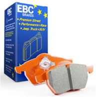 EBC Orangestuff Brake Pad Sets-GTO-REAR