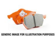 EBC Orangestuff Brake Pad Sets FRONT 05-06