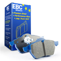 EBC Bluestuff Brake Pad Sets GTO Rear
