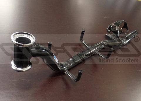Frame Main I-Ped 2Gloss Black(215030014)