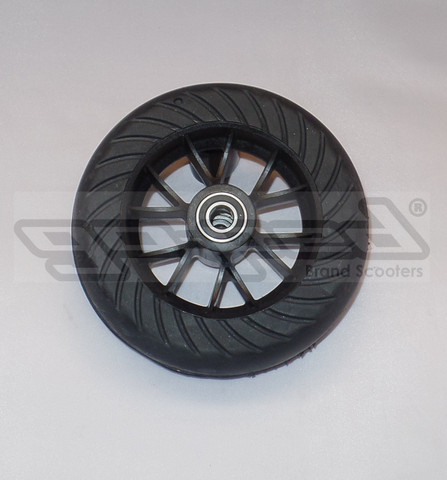 """6"""" Wheel Complete with 1/2"""" Bearings"""
