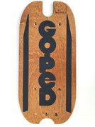 BLEM Know-Ped Deck w/Grit (Closeout) (KN1006B)