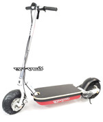 ESR750 Electric Scooter (WHITE FRAME w/ RED BATTERY PAN)