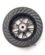 "Wheel Complete; 6""SRT, Mach-12, 3/8""(PLASTIC WHEEL SPACER) (1158P)"