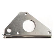 Fender and Gas Tank Bracket (Stainless Steel) (1419)