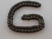 Chain; #25H, 80 Link Pin (GQ's) (GSR1003.3)