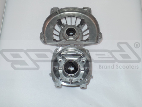 Crankcase Assembly GP420RS & GP460RS