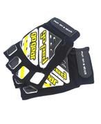 Gloves; Go-Gear 1/2 Finger, LG.