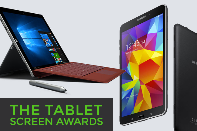 The Tablet Awards