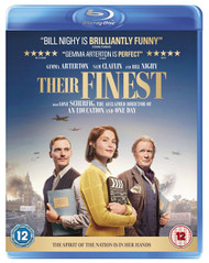 Their Finest [Blu-ray] [2017] Cover