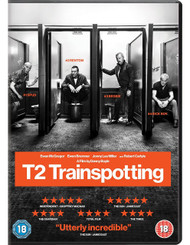 T2 Trainspotting [DVD] [2017] Cover Front