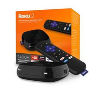 Roku 2 Streaming Media Player (4205E) with Faster Processor 2015