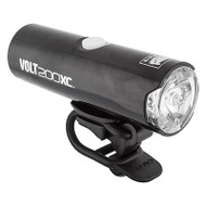 CatEye Volt 200 XC Front Lights and Reflectors - HL-EL060RC Black