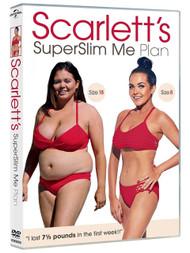 Scarlett's Superslim Me Plan Fitness 2016