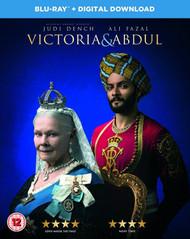 Victoria & Abdul DVD, 2017
