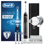 Oral-B Genius 9000 Electric Rechargeable Toothbrush Black