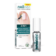 Nailner 2in1 Nail Fungus Infection Treatment Brush, 5ml