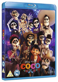 Coco Blu-Ray Disney-Pixar Animation Film