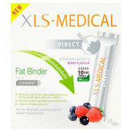 XLS Medical Berry Flavour Fat Binder Direct Weight Loss Aid - 30 Sachets