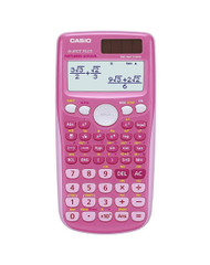 Casio FX-85GT PLUS Scientific Calculator Pink
