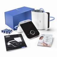 Braun ActivScan 9 Digital Upper Arm Blood Pressure Monitor for Comfortable and Intuitive Measurement