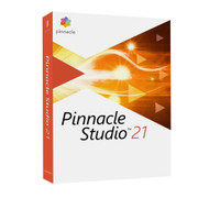 Pinnacle Studio 21 Standard Flexible Video Editing (PC)
