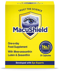 MacuShield Eye Health Food Supplement - 30 Capsules