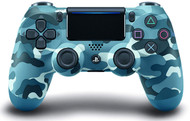 Sony Playstation DualShock 4 Wireless Controller - Blue Camouflage