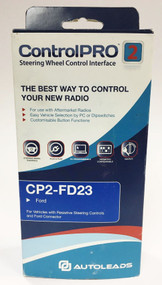 AutoLeads ControlPRO 2 Steering Wheel Control Interface CP2-FD23 Ford