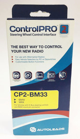 Autoleads ControlPRO 2 Steering Wheel Control Interface CP2-BM33 BMW MINI