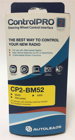 Autoleads ControlPRO 2 Steering Wheel Control Interface CP2-BM52 BMW Mini Mercedes