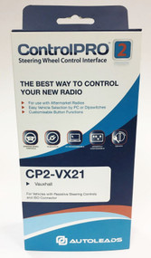 AutoLeads ControlPRO 2 Steering Wheel Control Interface CP2-VX21 Vauxhall
