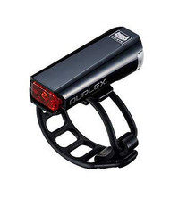 CatEye Duplex Front & Rear Helmet Bicycle Light SL-LD400
