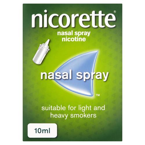 Nicorette Nasal Spray Nicotine, 10ml