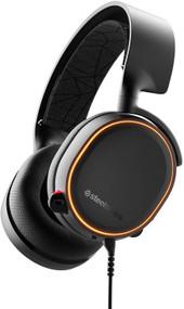 SteelSeries Arctis 5 - Gaming Headset - RGB Illumination - Black