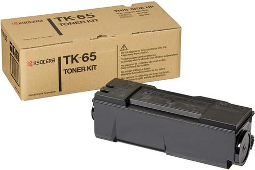 Kyocera TK-65 Original Toner Kit Cartridge Black