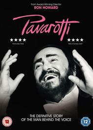 Pavarotti DVD 2019